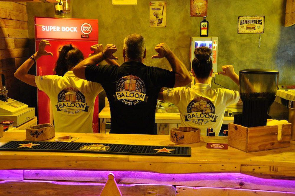 Saloon Snack Bar