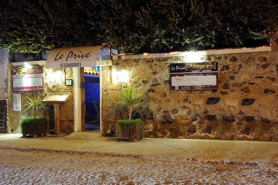 Le Privé Restaurant